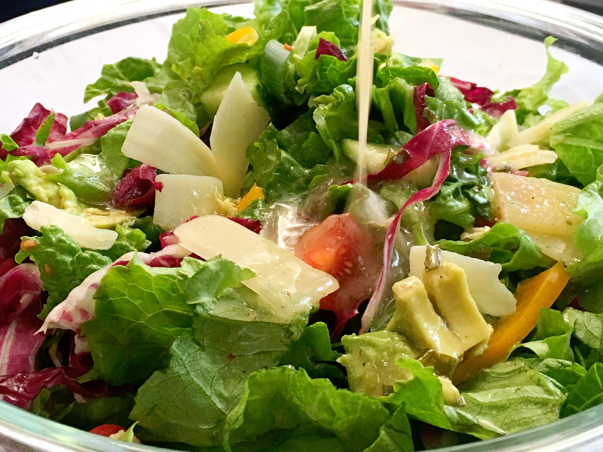 lettuce salad calories - HD2048×1536